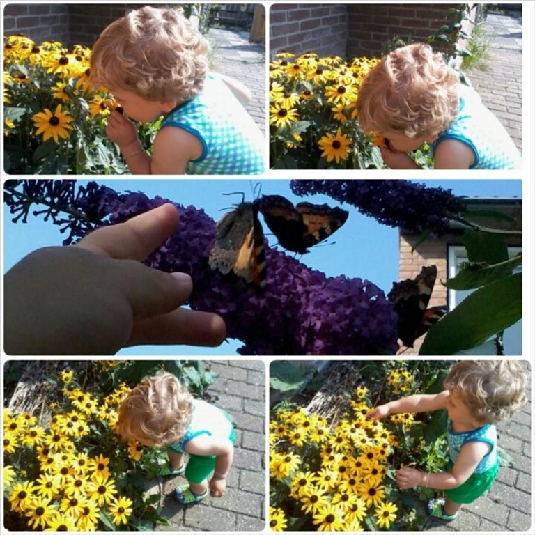 Bloemen ruiken (5)